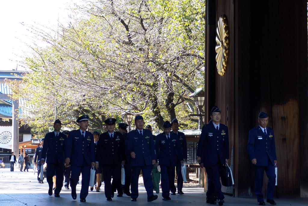 Japan Lifting Ban on Collective Self-Defense Won't Change Geopolitics in Asia-Pacific