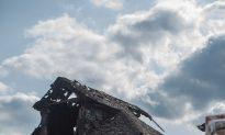 Three Families Homeless After Bronx, New York, Blaze