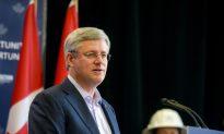 Hamas Solely Responsible for Death, Destruction in Gaza, Harper Says
