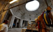 Revolving Dining Room in Emperor Nero's Luxurious Palace Really Existed