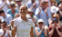 Petra Kvitova Happy to Return to Wimbledon After Traumatizing Attack