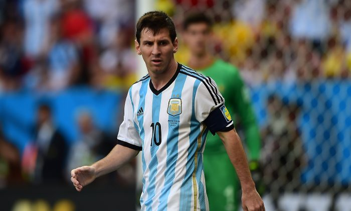 Image result for France beat Lionel Messi's Argentina 4-3 to reach FIFA World Cup quarters