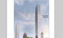 Silverstein's Supertall West Side Project Proposing 1,400 Units