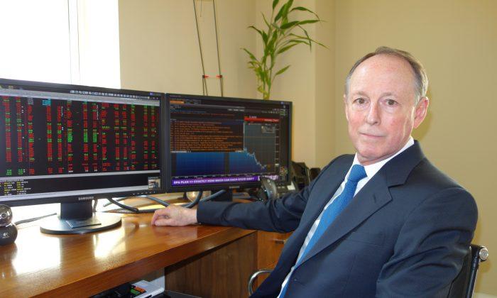 Eric Kaufman, managing partner at VE Capital Management.   (Courtesy of Eric Kaufman)