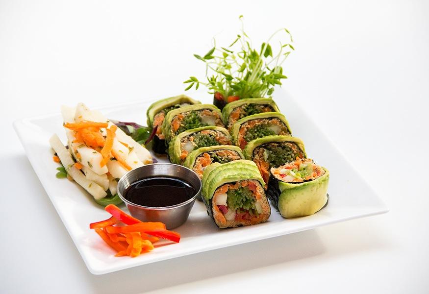 12 Best Vegetarian Restaurants In New York City Beyond Sushi
