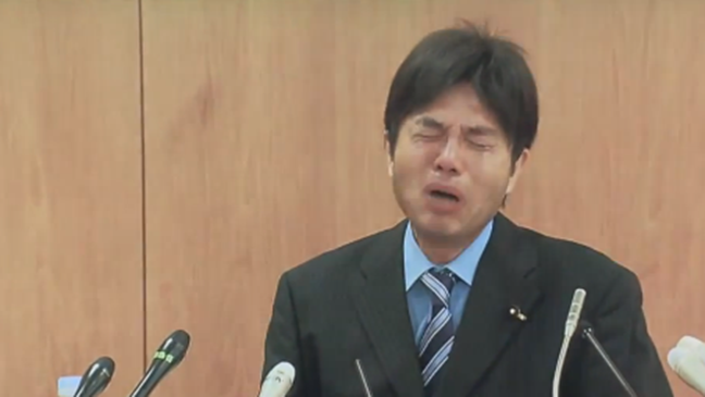The Tale of Ryutaro Nonomura (that Crying Japanese Politician)