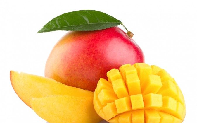 Green Mango Smoothie