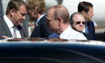 "Russia's Putin Sends Travel Sanctions ""Boomeranging"" Back to EU"