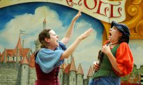 Shakespeare Plays Key Role in Teaching Children to Take Creative Leaps