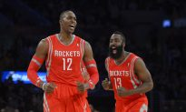 Dwight Howard and James Harden: Houston Rockets Stars Under Fire For Eating Separately From Teammates