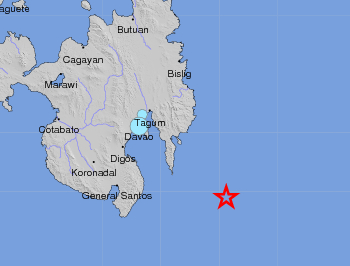 Earthquake Today in Philippines: 5.6 Magnitude Quake Hits Near Pondaguitan