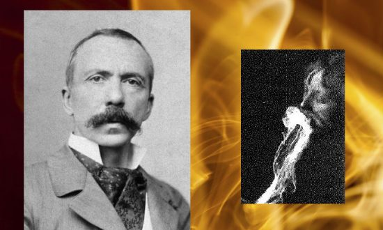 Ectoplasm (Ghost Slime) Seriously Studied by a Nobel-Prize Laureate and Other Scientists