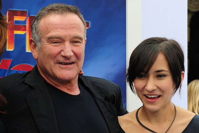 Zelda Williams: Twitter Cracks Down on Fake Robin Williams Death Photos