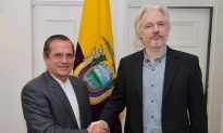 Julian Assange has Spent 959 Days, or 1.3 Million Minutes, in Ecuador Embassy