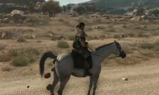 Metal Gear Solid 5 The Phantom Pain, P T : Konami PS4 Games Set for