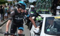Chris Froome to Lead Team Sky in Vuelta a España