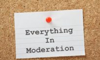 Everything (and Nothing) in Moderation