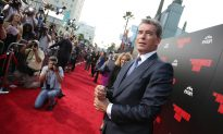 """The November Man"" Star Pierce Brosnan Is the Perfect Gentleman During Reditt's AMA"