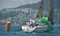 Re-sail Race Adds to Typhoon Series Pleasure