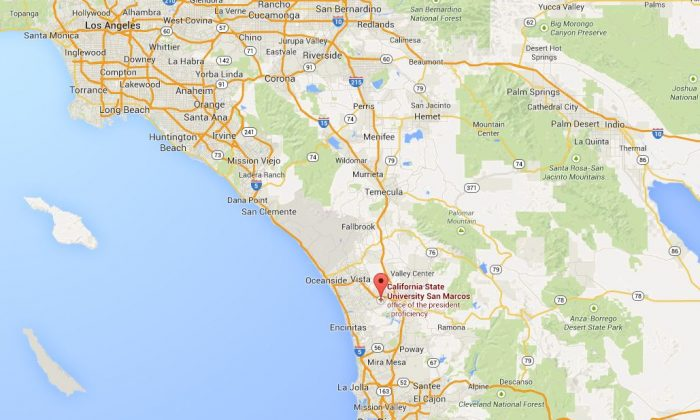 CSU San Marcos was placed on lockdown on Wednesday morning, according to reports.