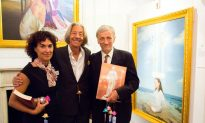 International Art Radiates Peace at Prestigious London Venue