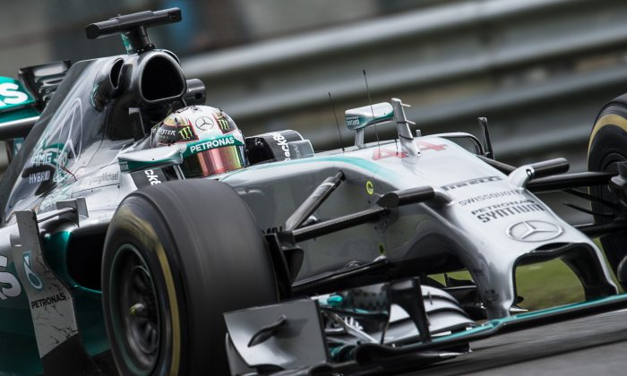 Belgian Grand Prix 2014: Live Stream, TV Channel, Standings, Table