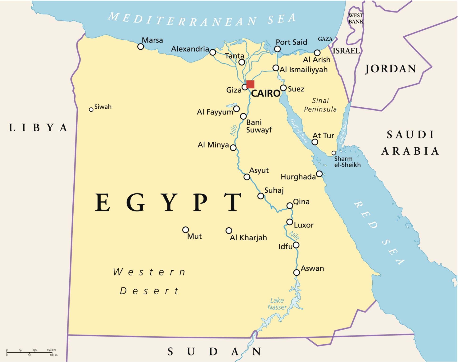 Egypts Suez Canal Corridor Project Mega Project of the Century