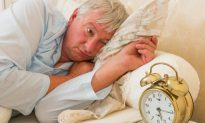 This Could Explain Why Older Adults Can't Sleep