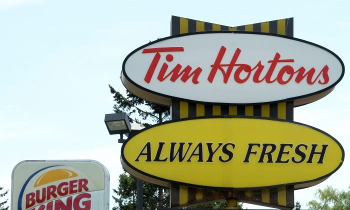 Burger King's Purchase of Tim Hortons All About Growth Together
