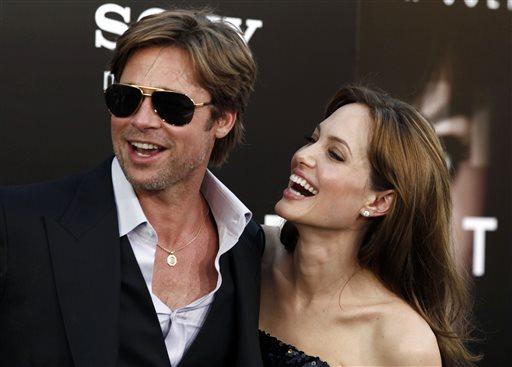 Brad Pitt on Impending Divorce: 'I Am Very Saddened'