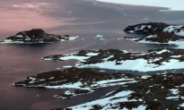 Melting Ice Shelves Drive Rapid Antarctic Sea Level Rise (Video)