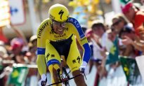 Vuelta GC Upended in Stage Ten Time Trial: Contador Quick, Froome Slow, Quintana Crashes
