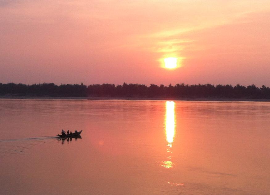 Mekong River (Matt Millen, Eluxe Magazine)
