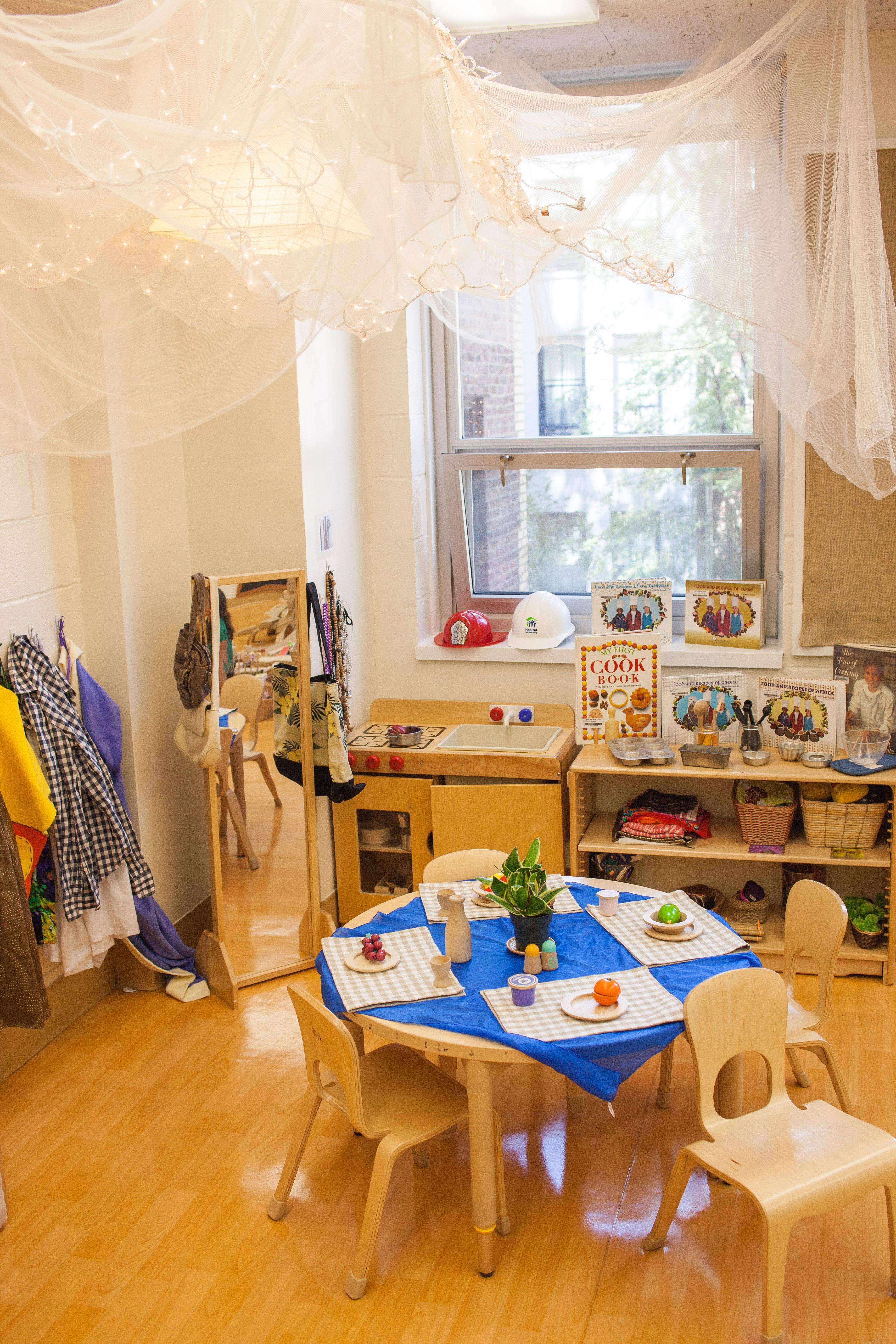 Interior Of A Prekindergarten Clroom At The Horace Mann School Nursery Division On Upper East Side New York Sept 3 Petr Svab Epoch Times