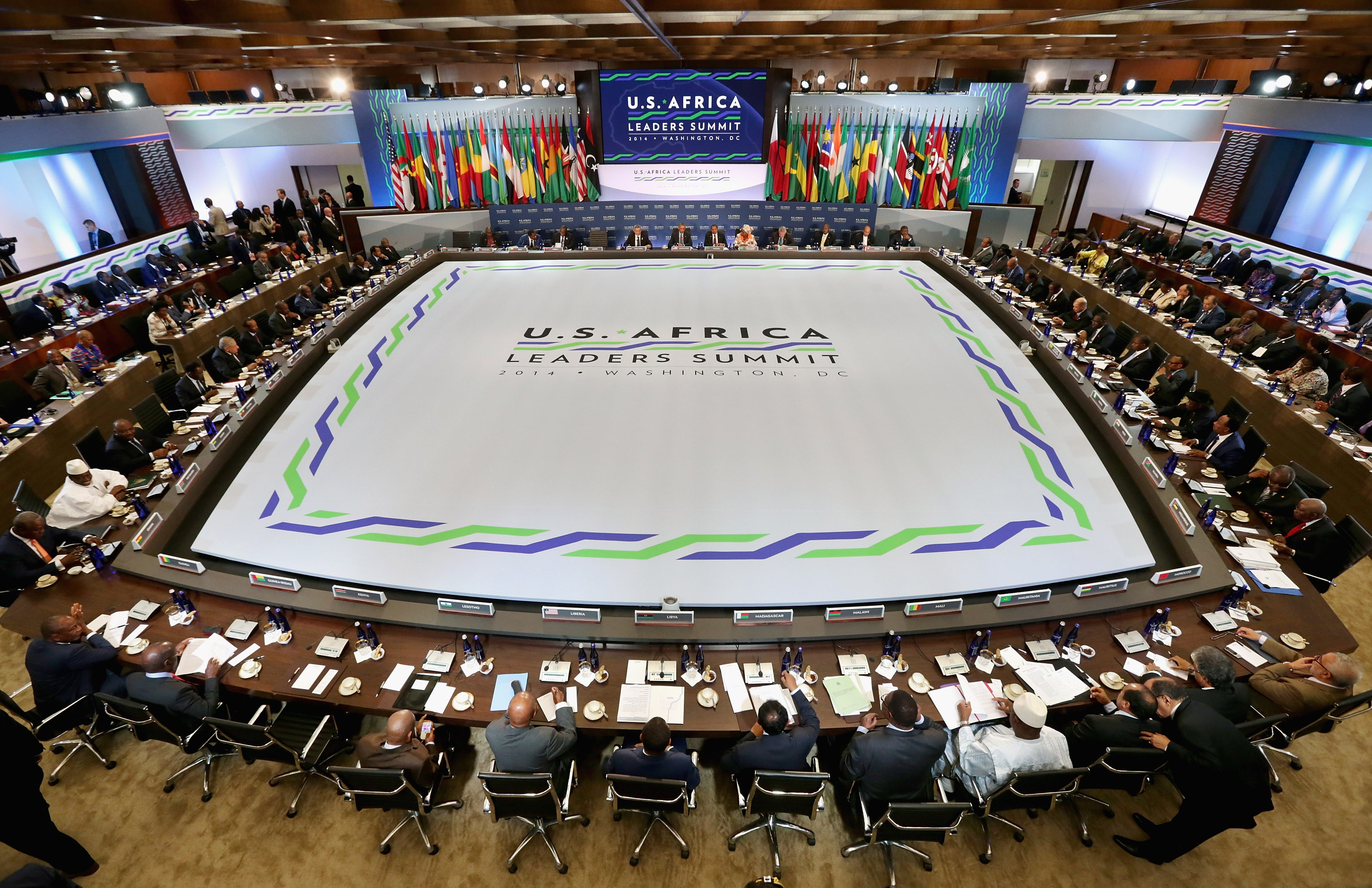 US–Africa Summit in the Age of Political Insanity