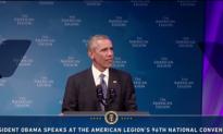 President Obama Supports the VA Reform