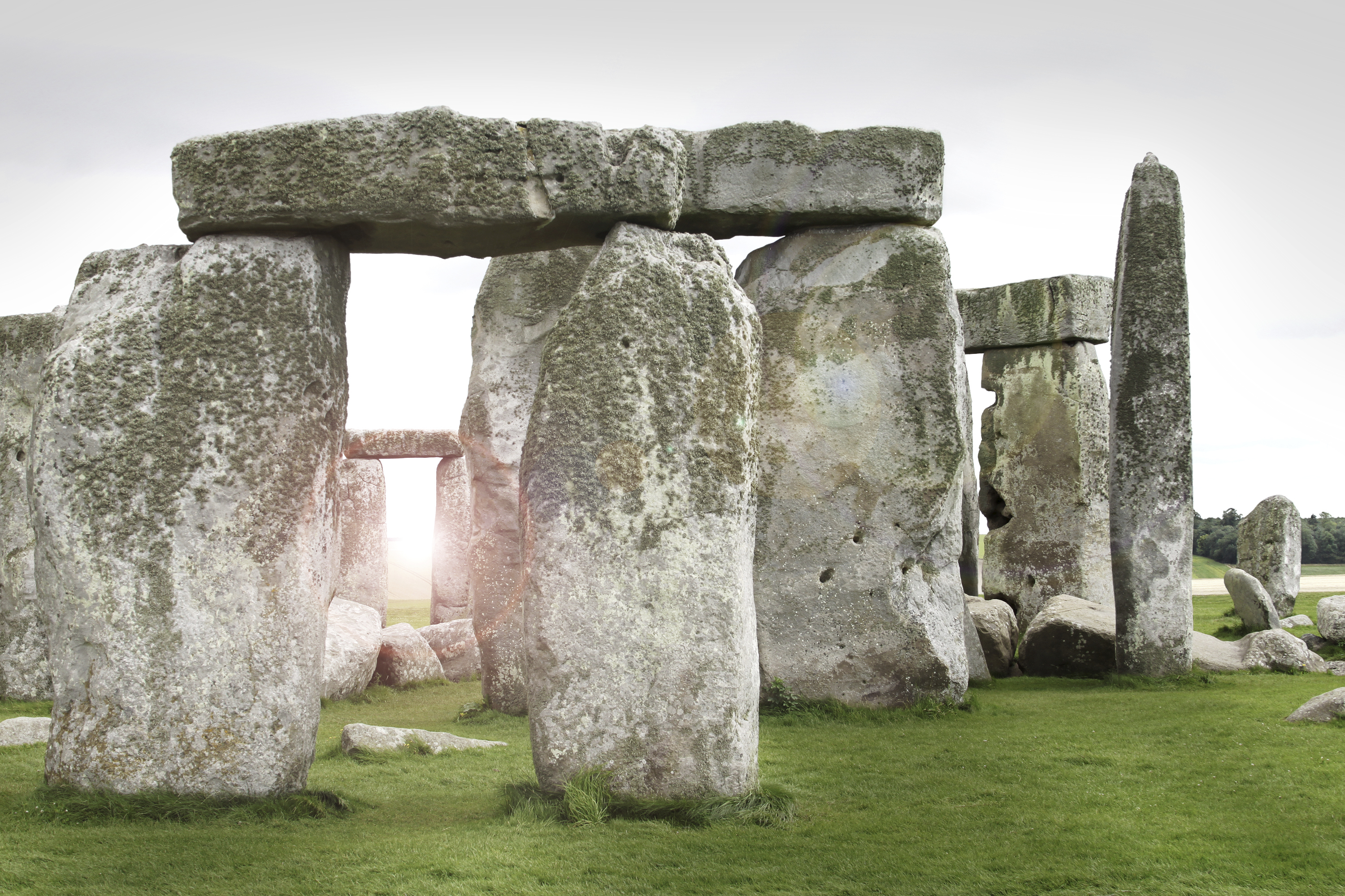 Stonehenge Plagued by Gridlock, but Britain Has a $2.4 B Solution