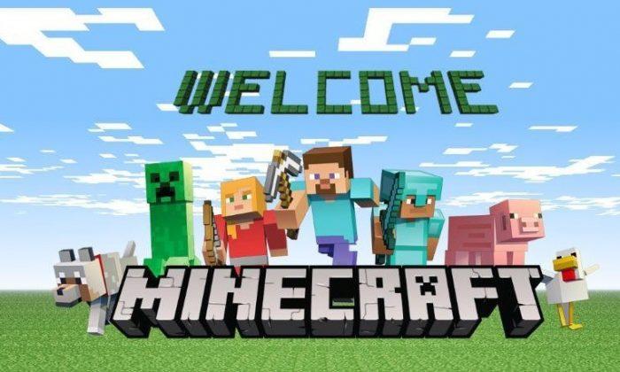 Minecraft (Courtesy of Microsoft)