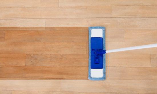 Diy Natural Floor Cleaning