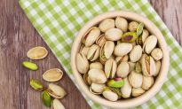 Just 2 Servings of Pistachios a Day Improves Cardiovascular Health in Type 2 Diabetes Patients
