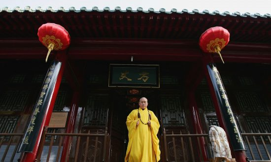 "Chinese Monks Become ""Sugar Babies"" for Wealthy Women"