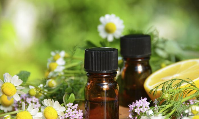 Essential oils constitute a unique branch of herbal medicine and can benefit multiple areas of the body simultaneously. (botamochi/iStock/Thinkstock)