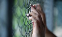 Behind a Woman's Prison Walls