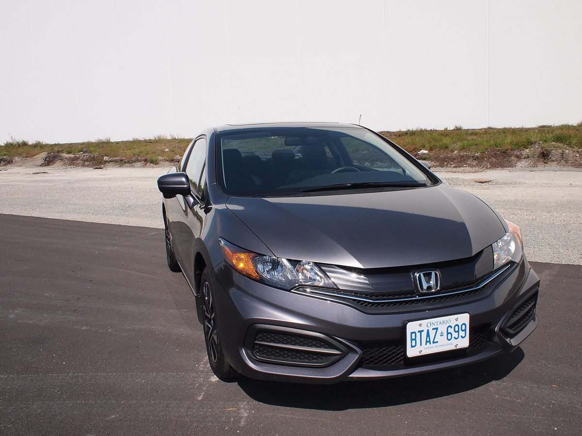 2014 honda civic coupe ex cvt honda the epoch times. Black Bedroom Furniture Sets. Home Design Ideas