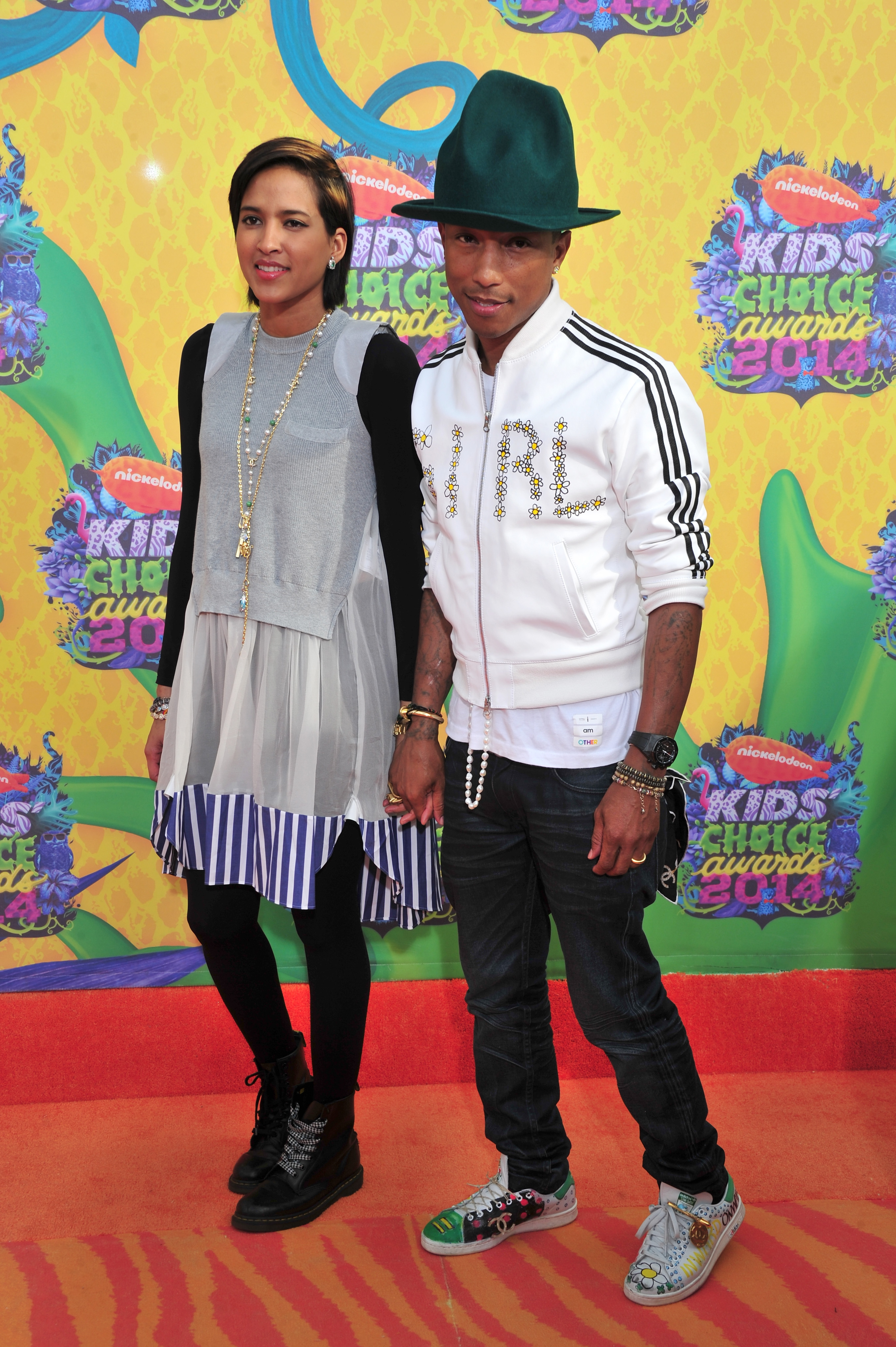 Pharrell Williams Wife Helen Lasichanh: Age, Son, Photos ...