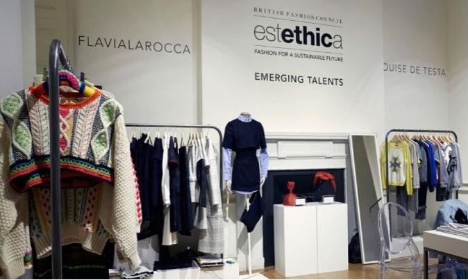 Estethica: Ethics Run High at London Fashion Week SS15