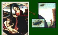 UFOs Invade Renaissance Art?
