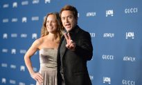Video: Robert Downey Jr.'s Thoughts on Welcoming a Baby Girl, Clooney's Wedding, and 'The Judge'
