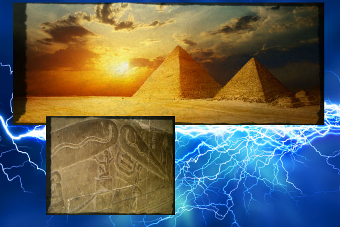 Fossil Suggests Egyptian Pyramids and Sphinx Once Submerged Under Sea Water