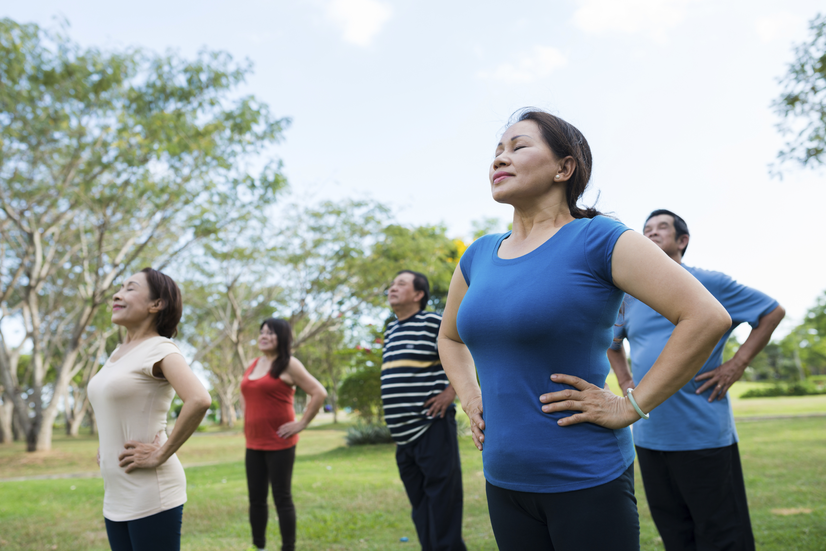 Mindful Breathing Could Help Save Your Life